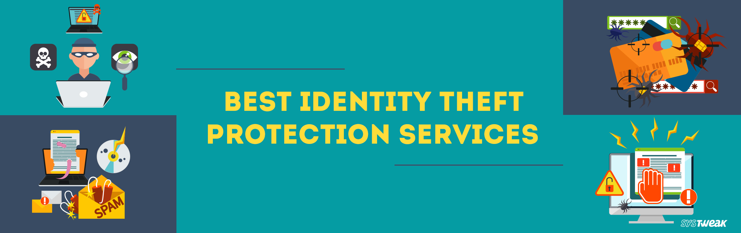 10 Best Identity Theft Protection Services 2018