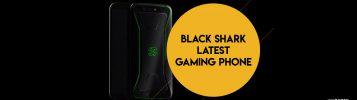 Gaming Phone: Black Shark by Xiaomi