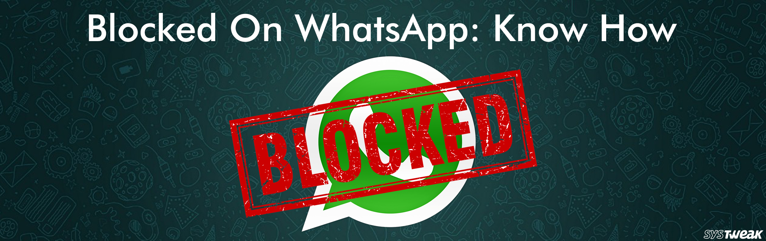 Blocked on WhatsApp? Check It !