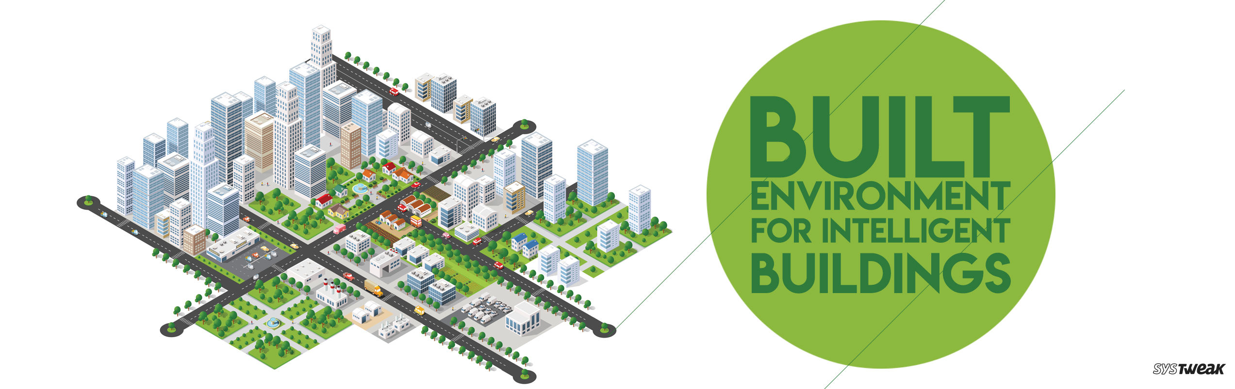 Drive the Future of Built Environment