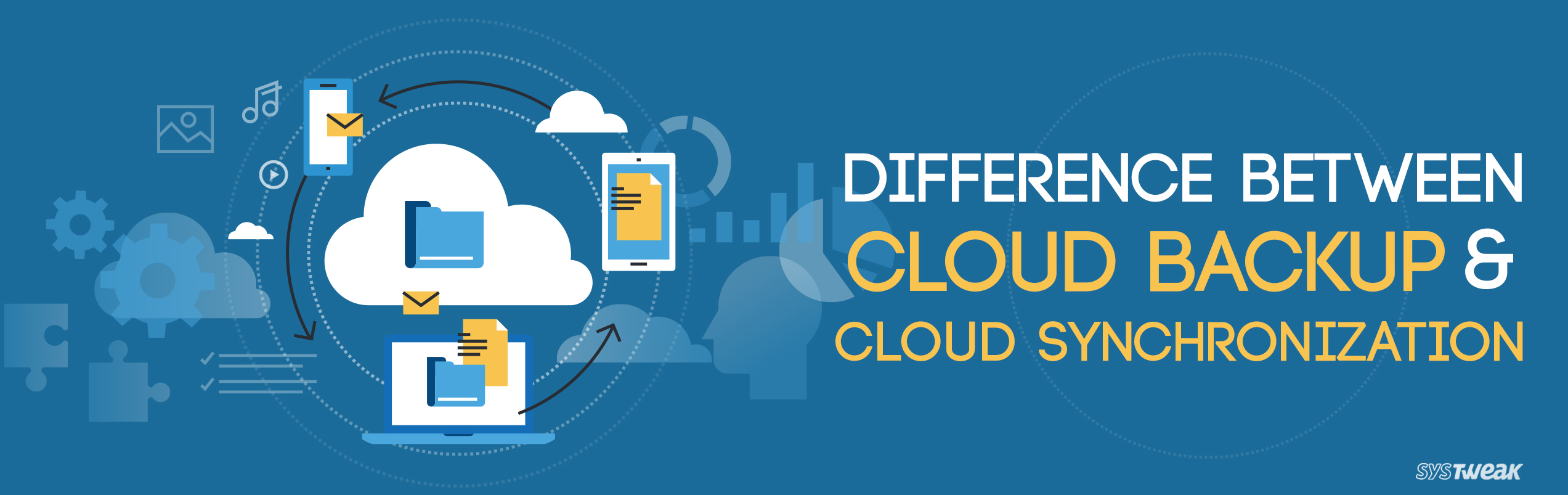 Cloud Backup VS Cloud File Syncing: Know The Difference