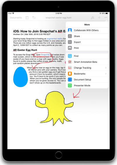 Do You Know About The Smart Annotation On iPad -2