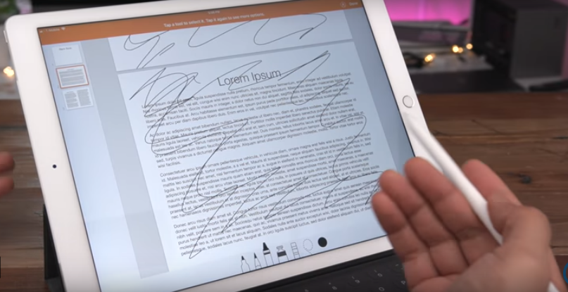 Do You Know About The Smart Annotation On iPad