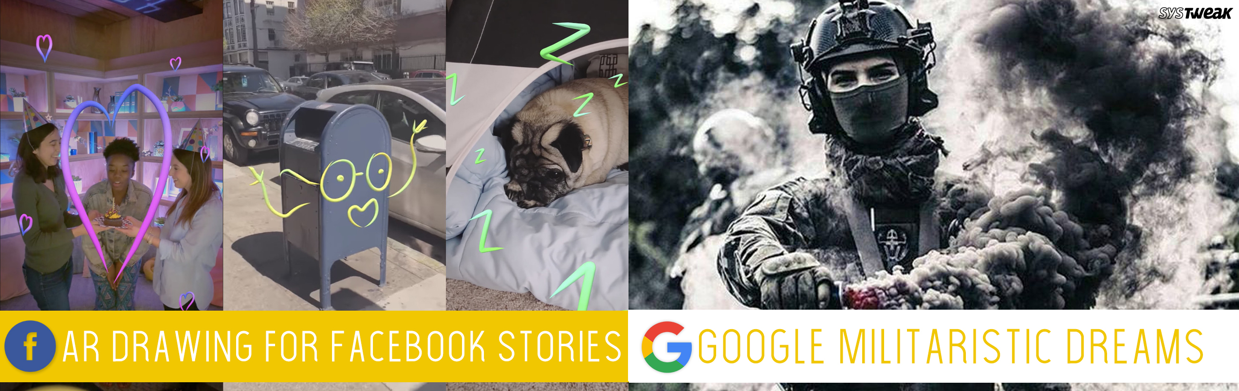 Newsletter: Facebook Stories Gets New Addition & AI and the Military Cloud Is What Interests Google