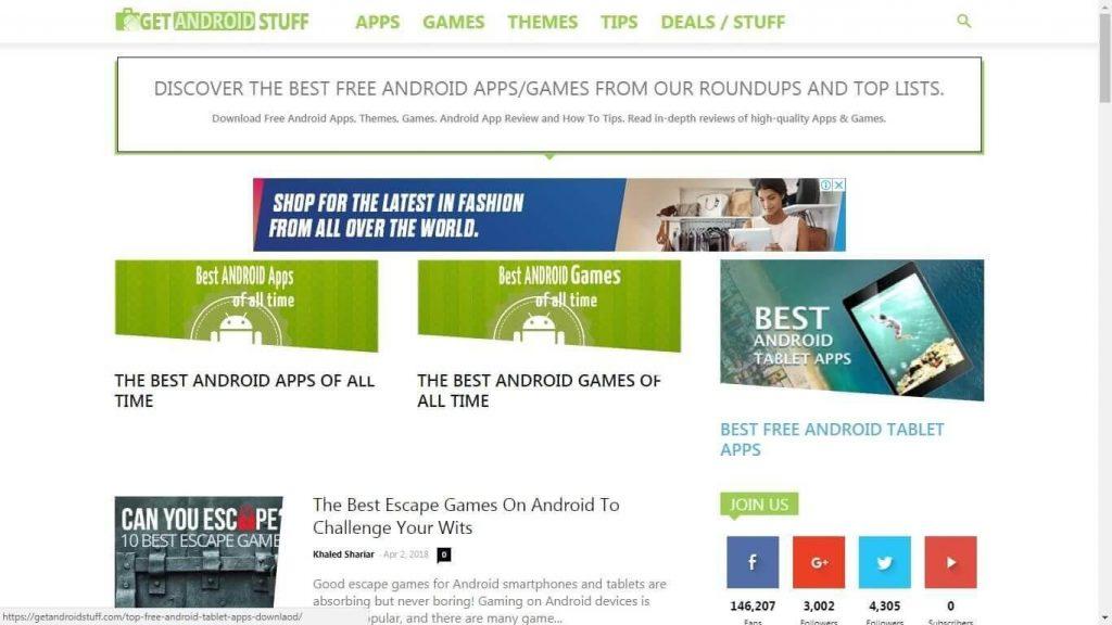 Get Androidstuff.com