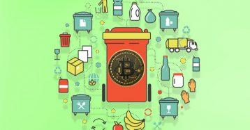 Applying Blockchain Technology To Waste Management