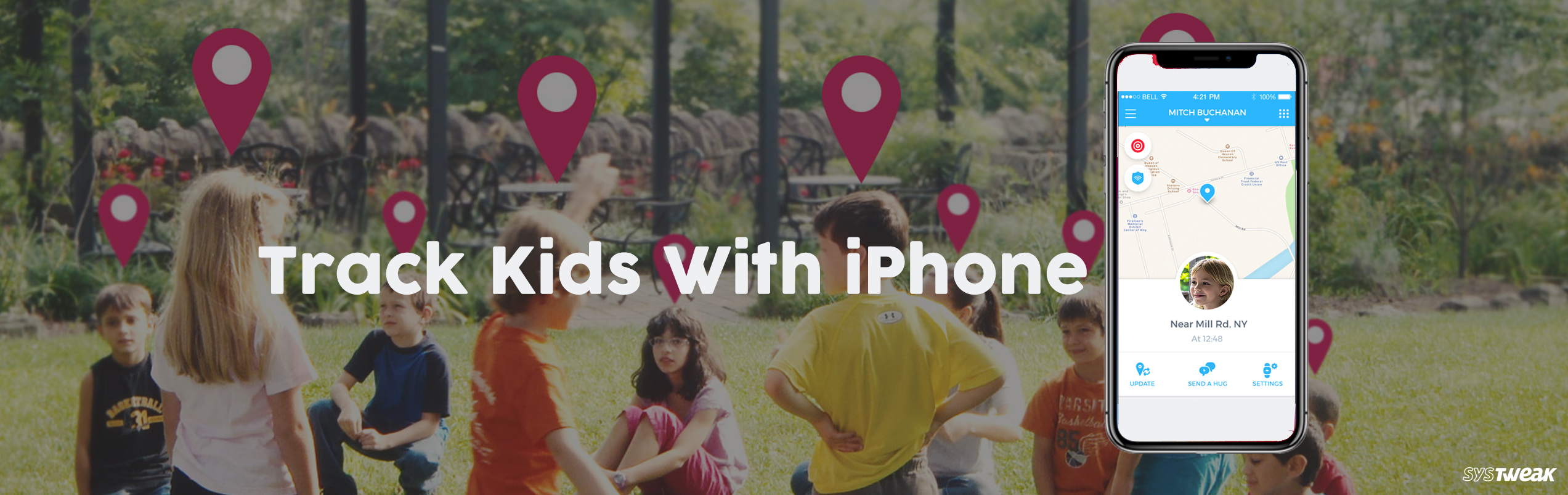 How To Track Your Kids Using iPhone