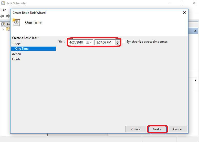 how to put shutdown timer on windows 10