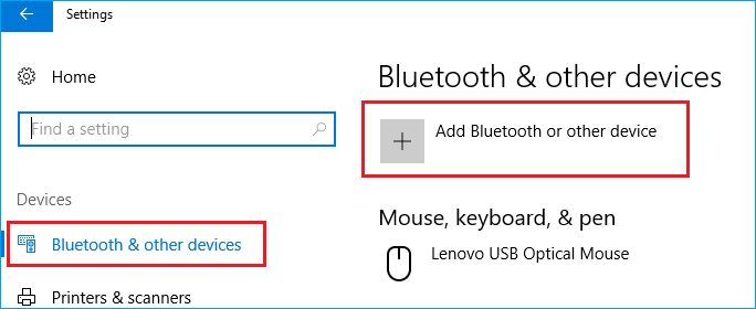 Pair your Phone Bluetooth to Windows 10-step-3