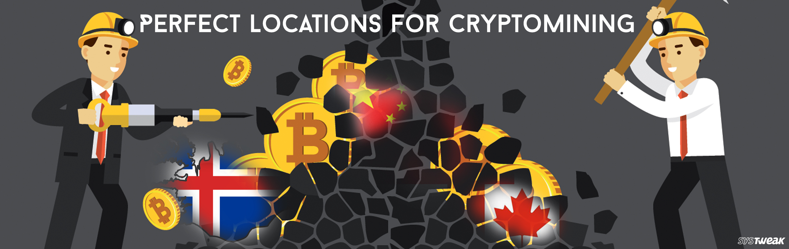 Perfect Locations To Set Up Cryptocurrency Mining Hubs
