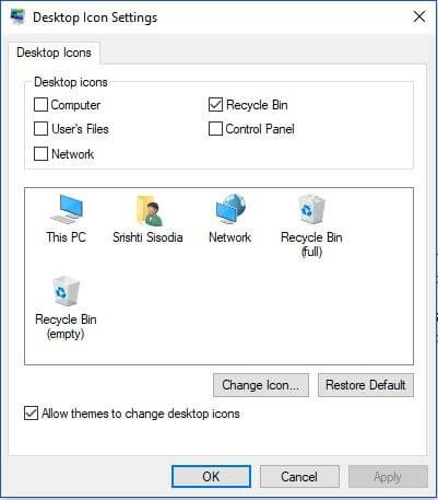Restore Recycle Bin Icon-step-4