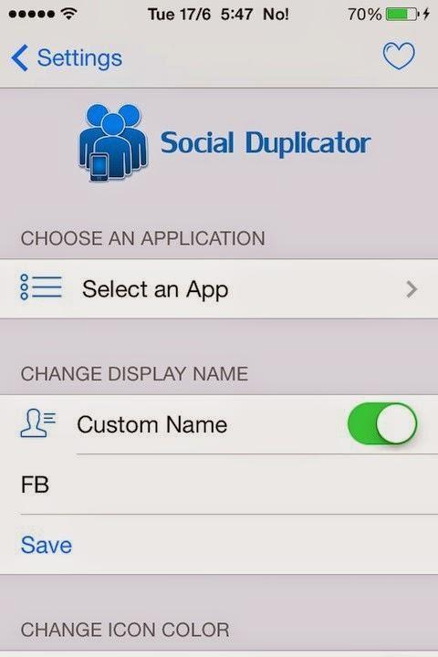Social Duplicator