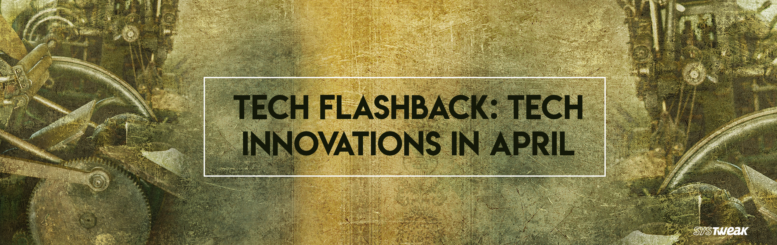 Friday Essential: This Month in Tech History