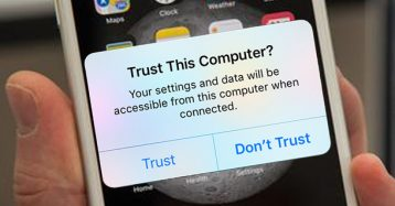 How To Untrust Computers Previously Connected to Your iPhone