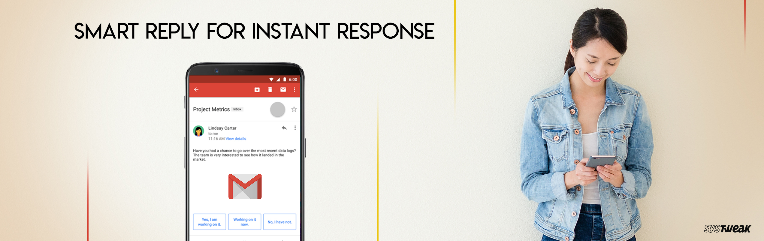 Use Smart Reply For Instant Reply In Gmail