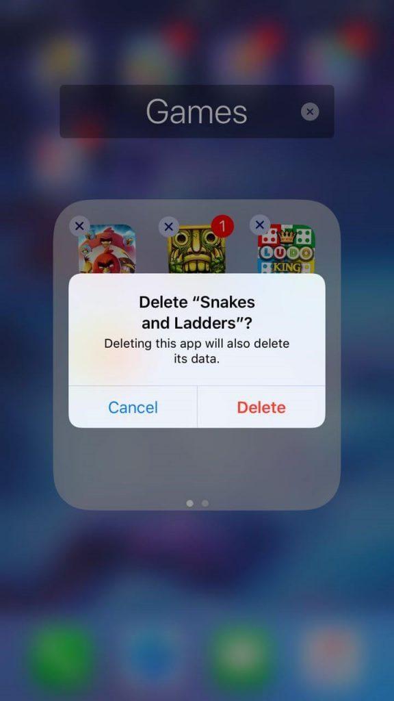 delete step 4