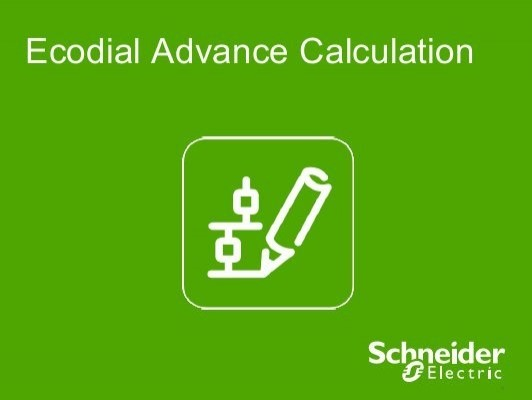 ecodial advanced calculation