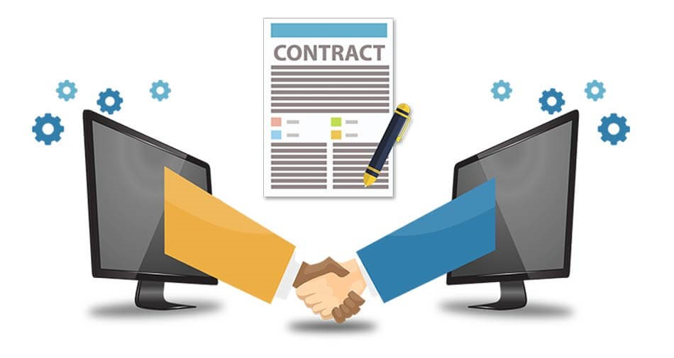 generating smart contracts