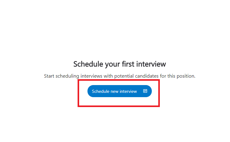 interview step 1