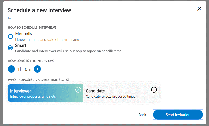 interview step 4