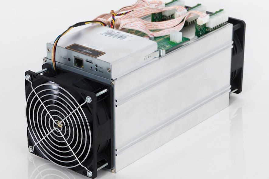 the antminer