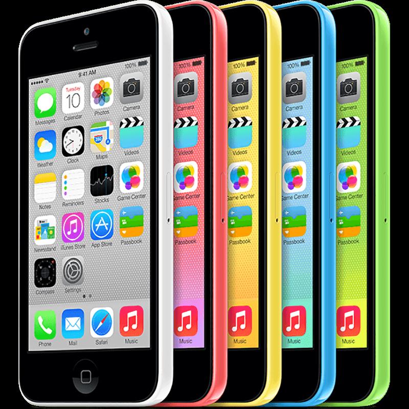 04) iPhone 5c