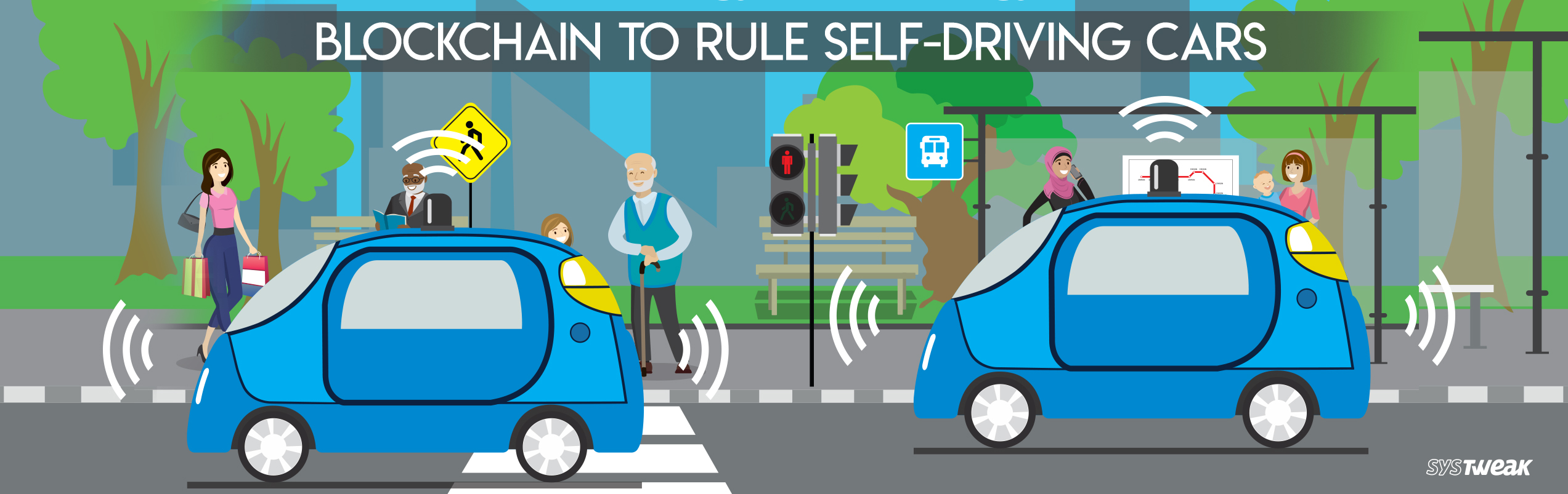 Can Blockchain Address the Accident Liability of Self-Driving Cars