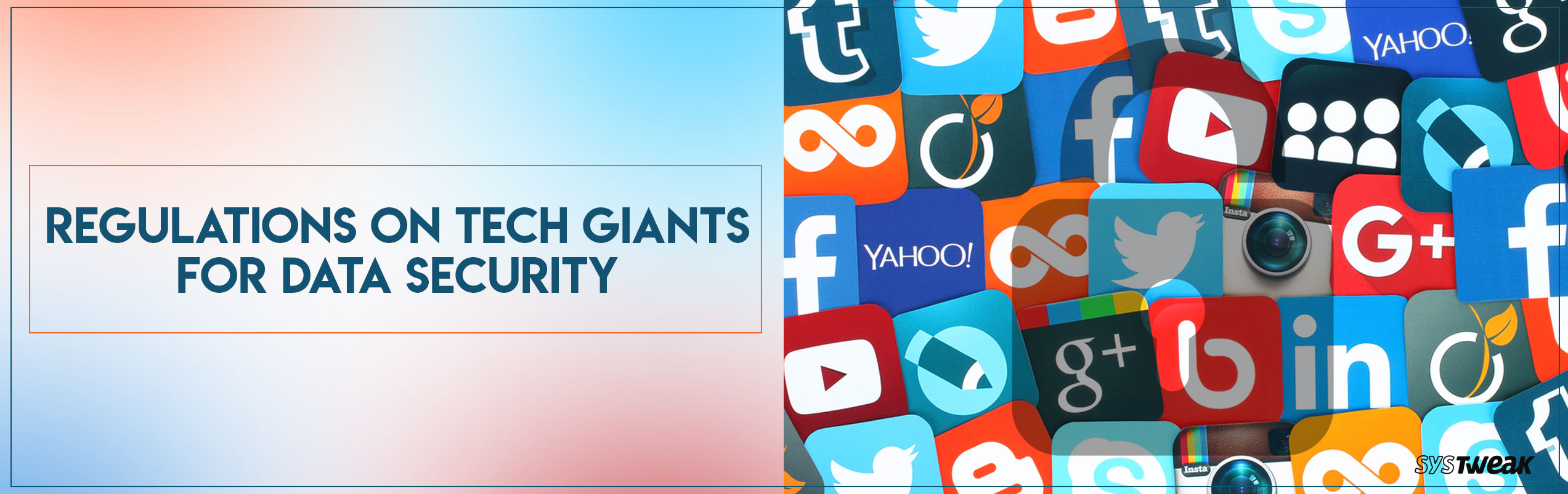 Do We Need Bank-Like Regulations On Tech Giants For Data Security?