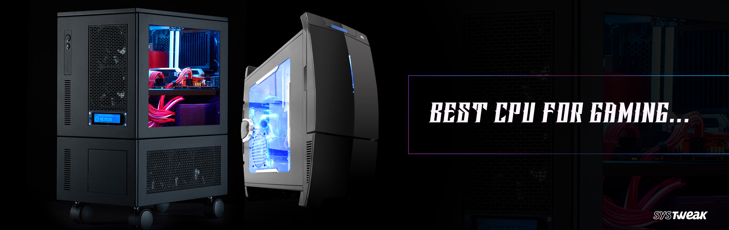 Best Gaming CPU To Build A Budget Gaming PC