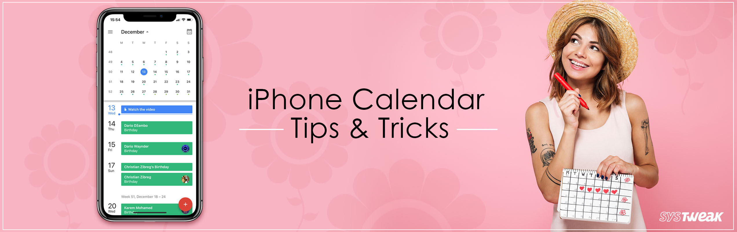 Make the Most Out of iPhone Calendar With These 6 Settings