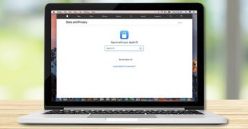 Get A Copy Of Your Apple Account Data