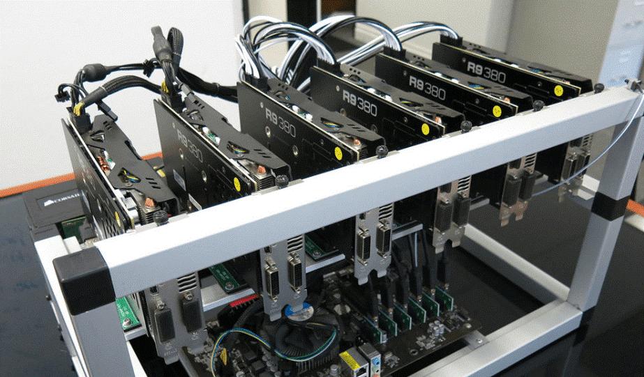AMD GPU for bloackchain mining