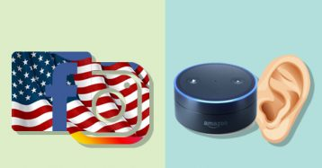 Newsletter: Facebook And Instagram Introduce Labels & Amazon Echo Security Shenanigans