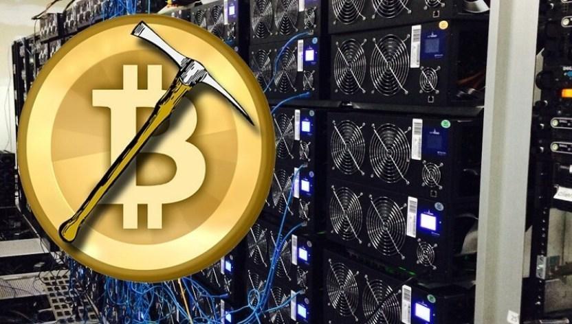 Bitcoin mining GPU