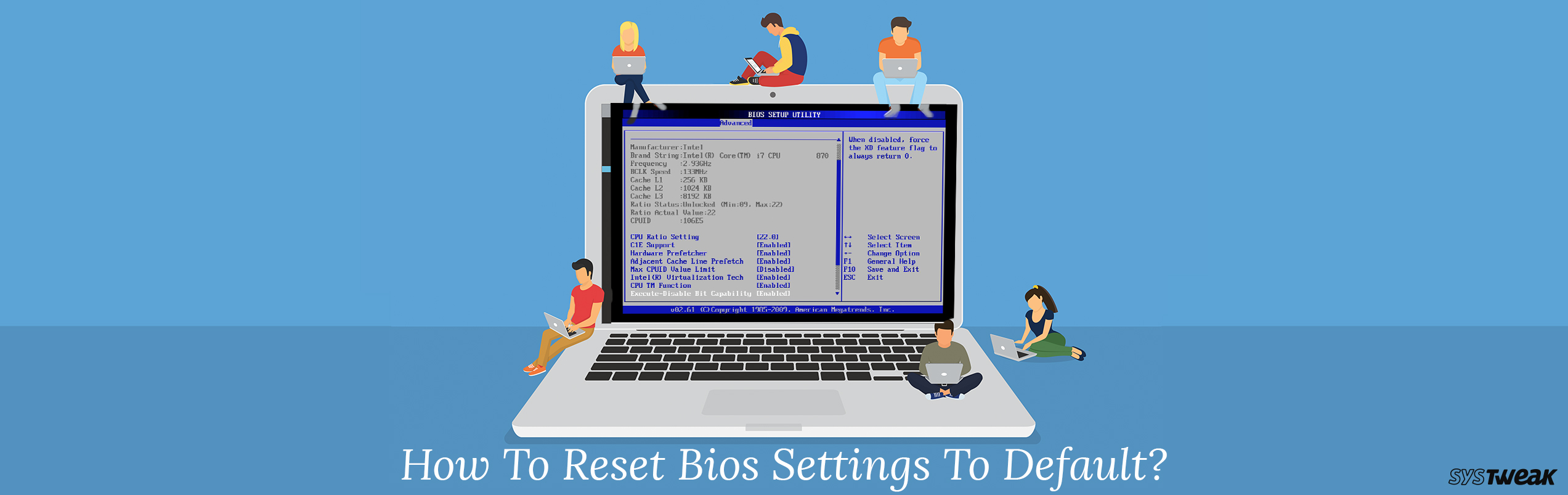 How To Reset Bios Settings