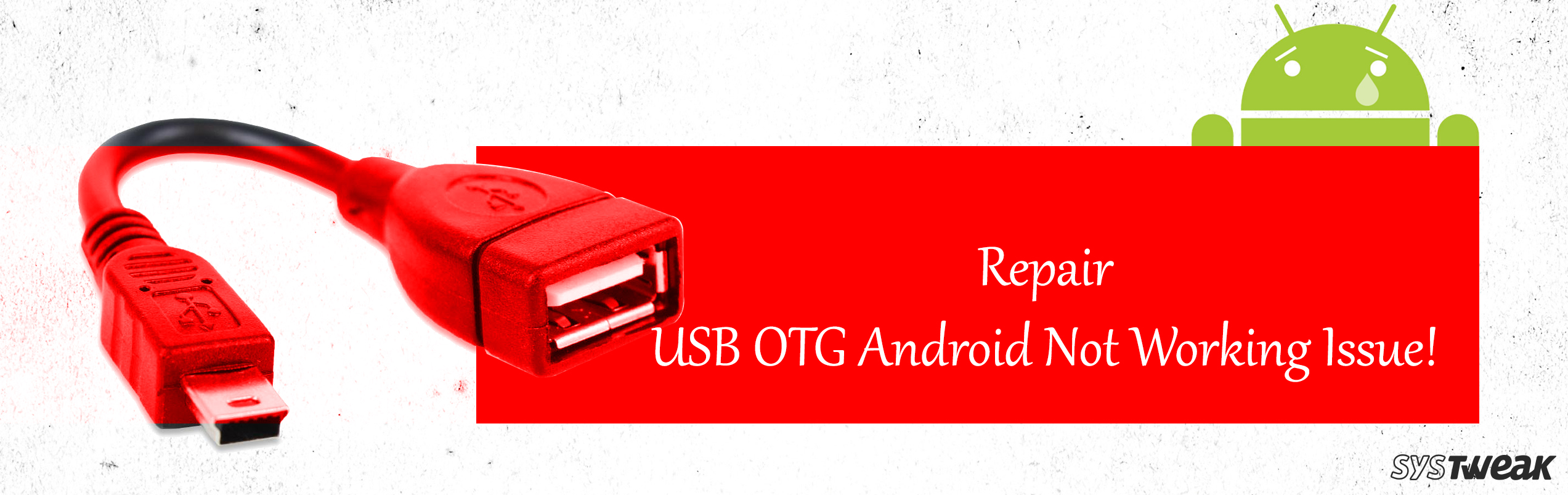 How To Fix USB OTG Android Not Working Issue