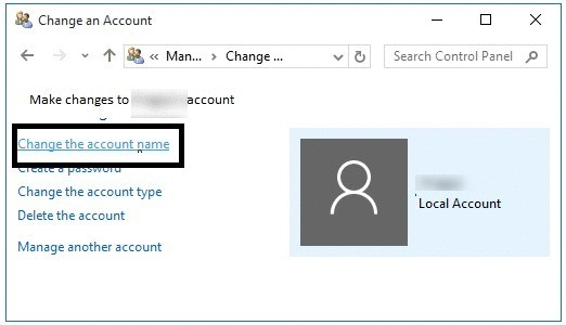 Change the Local Account Name on Windows 10 PC-4