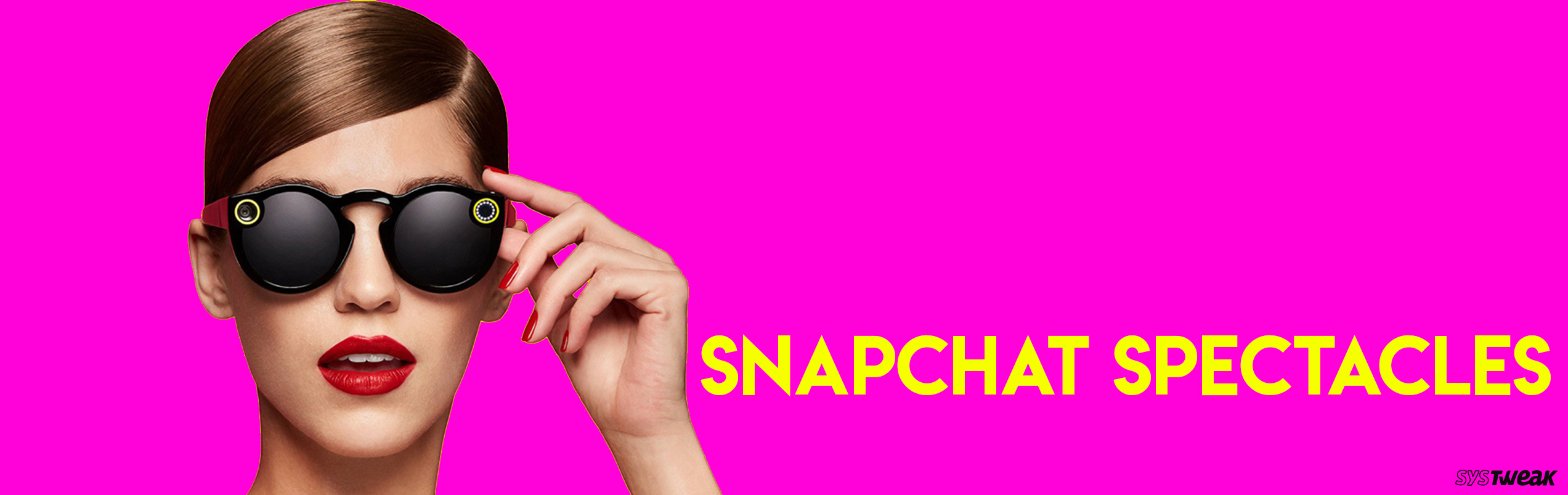 Everything You Need To Know About Snapchat's New Spectacles