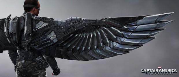 Falcon's Wings