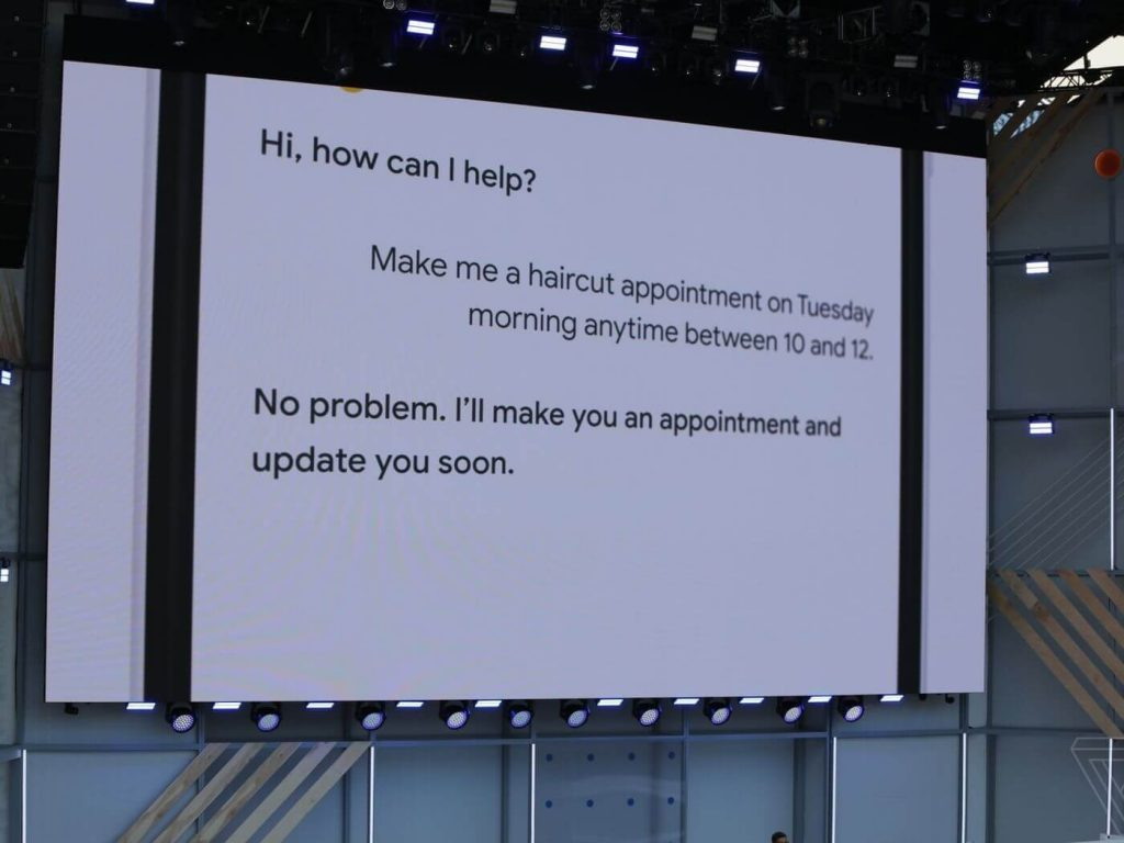 Google Assistant Will Make Calls For You