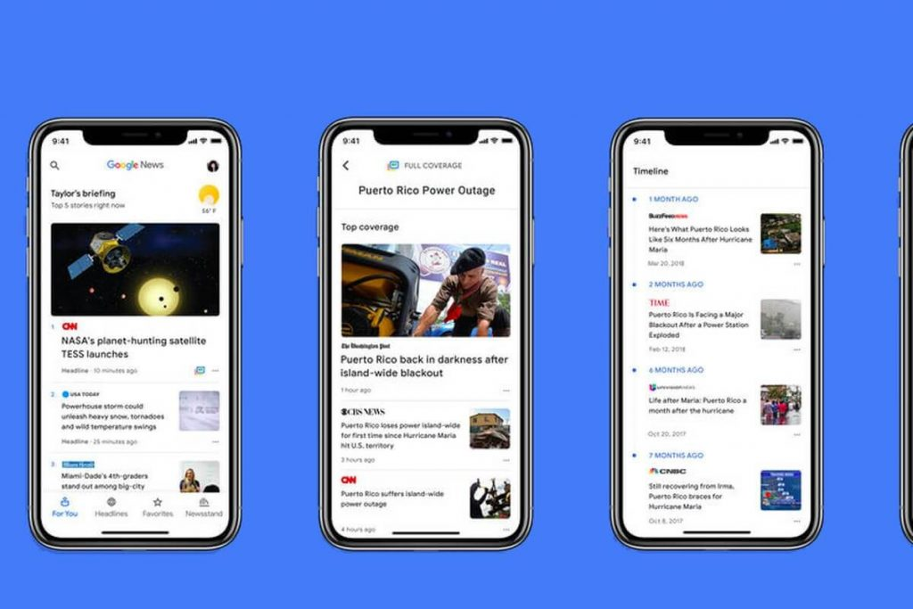 Google News Is Now AI-Powered