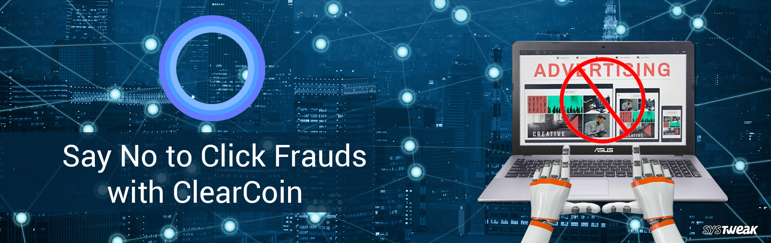 How Can Blockchain Prevent Click Frauds?