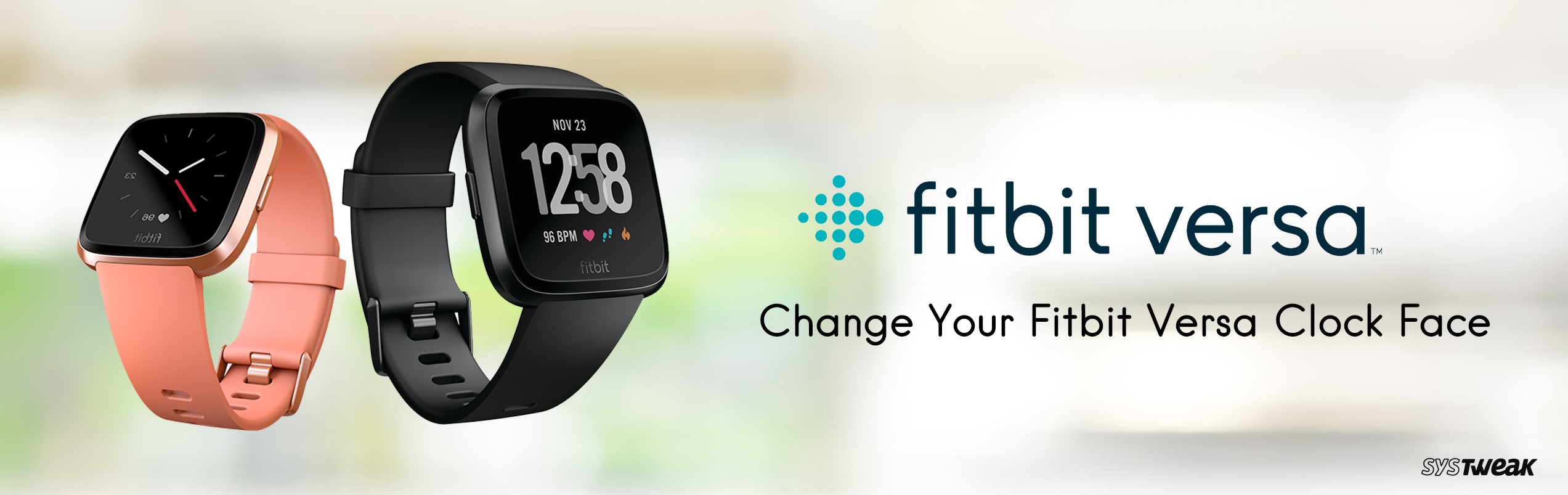 How To Customize And Change Fitbit Versa Clock Faces