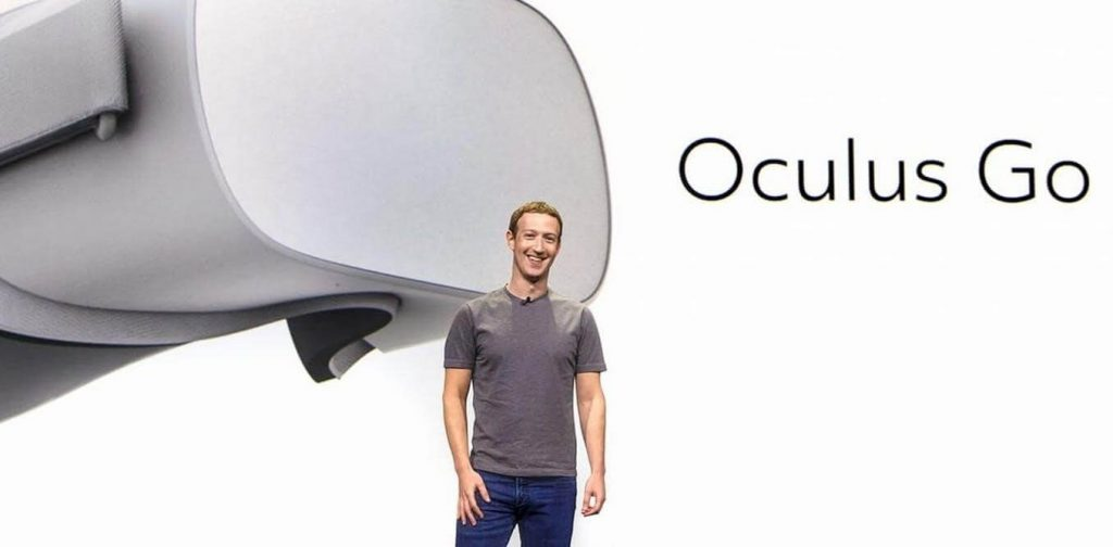 Launching Oculus Go and Oculus TV