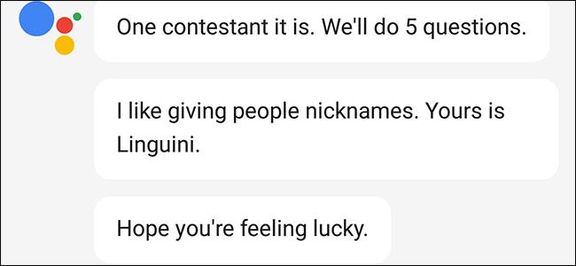 Lucky Trivia