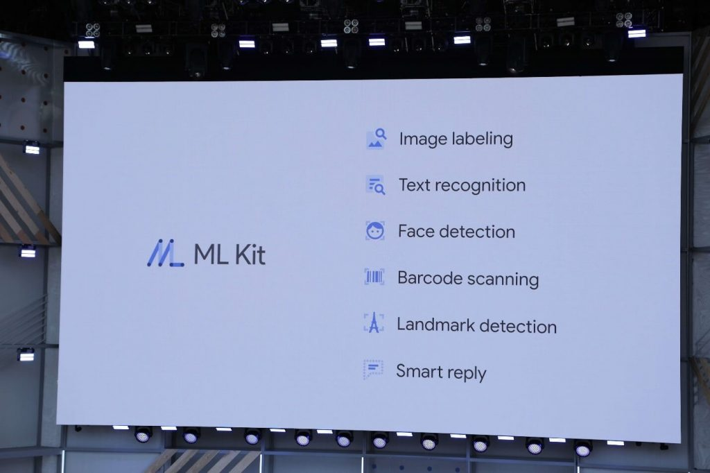 ML Kit Introduced