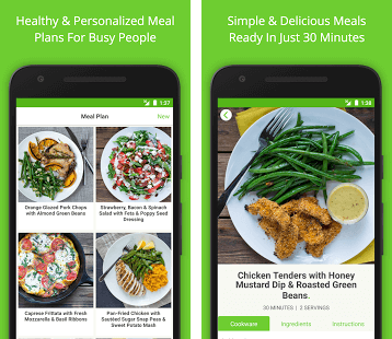 Mealime- grocery apps