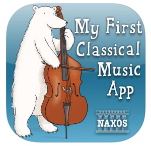 My first classical Music App