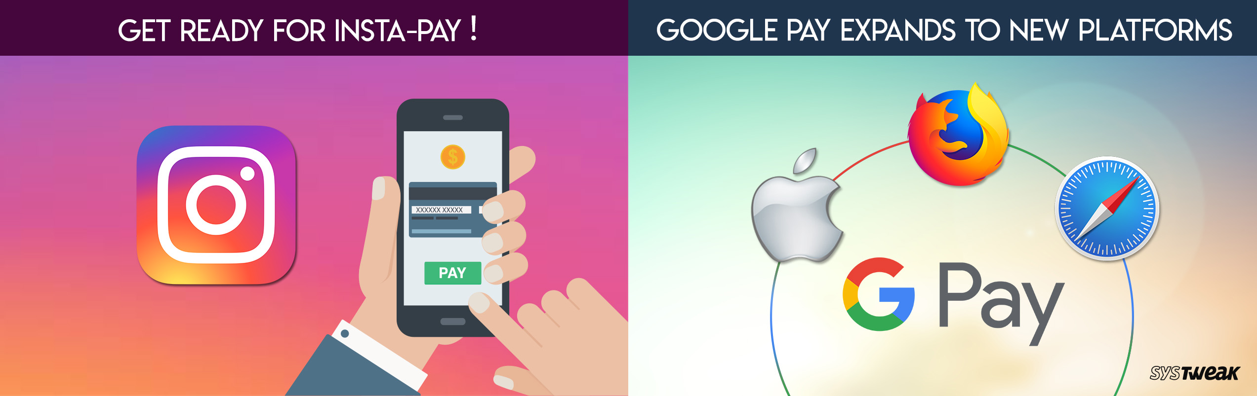 NEWSLETTER: INSTAGRAM QUIETLY ROLLS OUT PAYMENTS FEATURE & GOOGLE PAY FOR BROWSERS, MAC AND IOS
