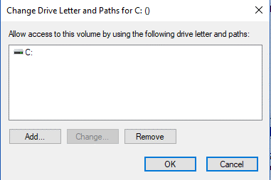 Renaming Drive Letter-2